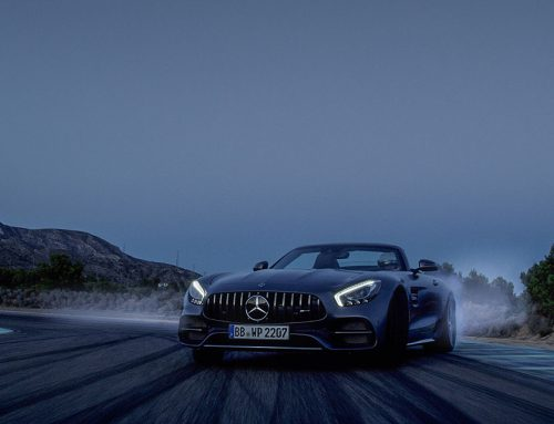 MERCEDES BENZ – INCOMPARABLE