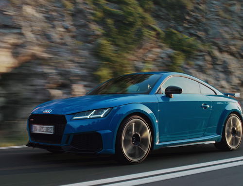 AUDI TT RS – ALL IS ALL YOU NEED