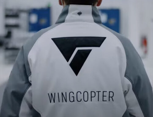 Wingcopter – Logistical Highways