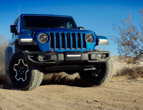 Toyo Tires – Ignite Your Blue